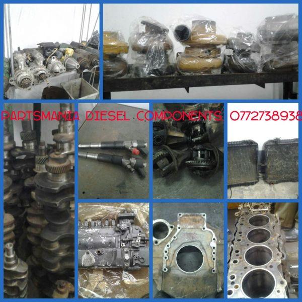 PartsMania Diesel Component (We Break it Down!)