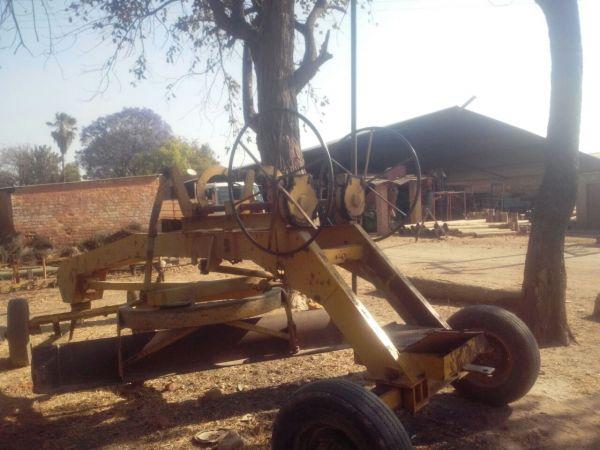 Towgrader AG4000 for sale