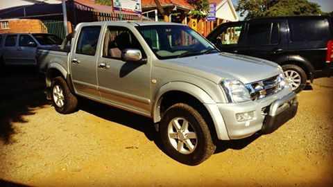 2004 Isuzu KB300lx for sale