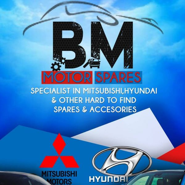 Mitsubishi And Hyundai Spares For Sale