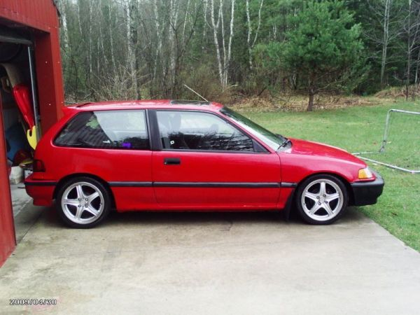 Looking for body parts for a Honda Civic 1990 Hatchback
