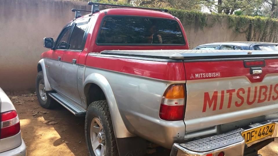 2000 Mitsubishi L200 for sale - Motoring Base Zimbabwe